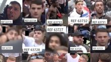 Police release images of 15 more people wanted over violence at Euro 2020 final