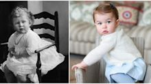 Every Time Princess Charlotte Resembled the Queen