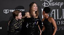 Angelina Jolie reveals two of her daughters underwent surgery recently