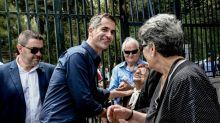 """Grèce: le nouveau maire d'Athènes promet une """"nouvelle ère"""" post-crise"""