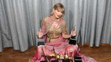 Taylor Swift passes Michael Jackson as most awarded singer at the AMAs