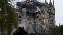 Doações de empresas e milionários para Notre-Dame superam 600 milhões de euros