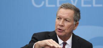 Ex-Ohio Gov. John Kasich joins CNN as commentator