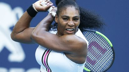 'Different standard': Fresh Serena claims of sexism