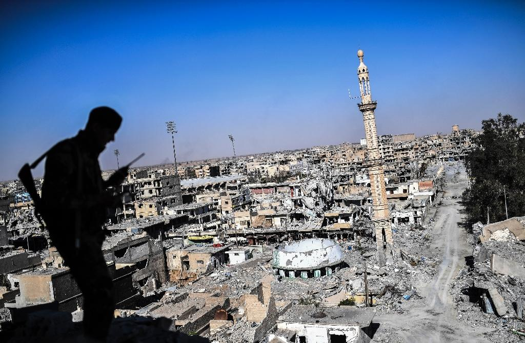 With Raqa retaken, the potential of Islamic State (IS) group jihadists returning to their home countries has risen