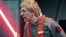 Kylo Ren Appears In Hilarious Undercover Boss Skit On SNL