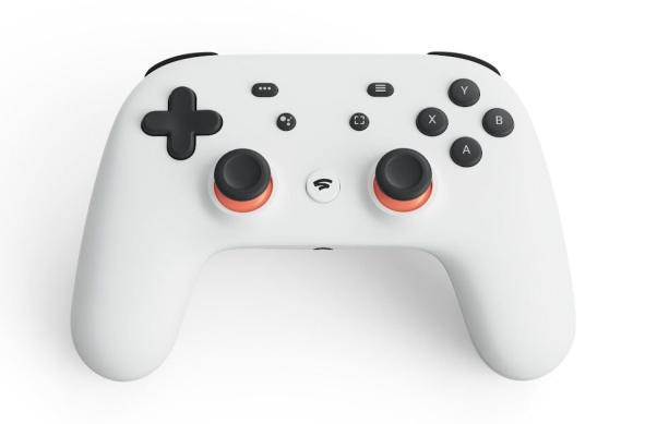 Google's Stadia controller gains basic Assistant functionality