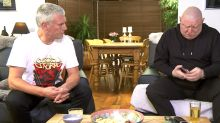 Celebrity Gogglebox stars hilariously struggle to turn off a phone