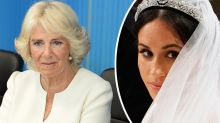 Camilla breaks royal silence on Meghan's family drama