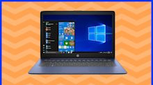 This HP 14 Stream laptop is on sale and it comes with great extras—snag it for just $350