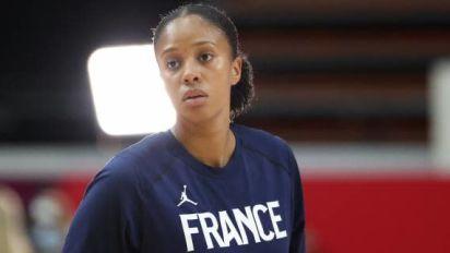 JO - Basket (F) - La basketteuse Iliana Rupert victime de propos racistes en marge des JO de Tokyo