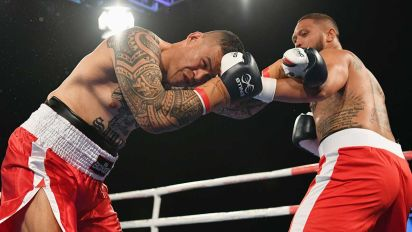 Manu Vatuvei destroys rival with brutal 30s KO