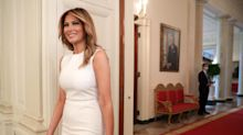 Melania Trump mocked for 'balanced diet, fresh air, and vitamins' Covid-19 recovery claim