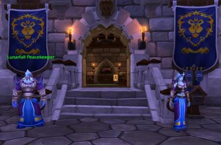 Warlords of Draenor: Change your guards with exalted reputation