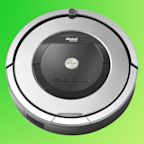'He sucks at his job and I couldn't be happier': Save $80 on the iRobot Roomba 860 today only