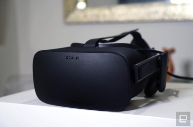 Show off demo-ready apps with the latest Oculus update