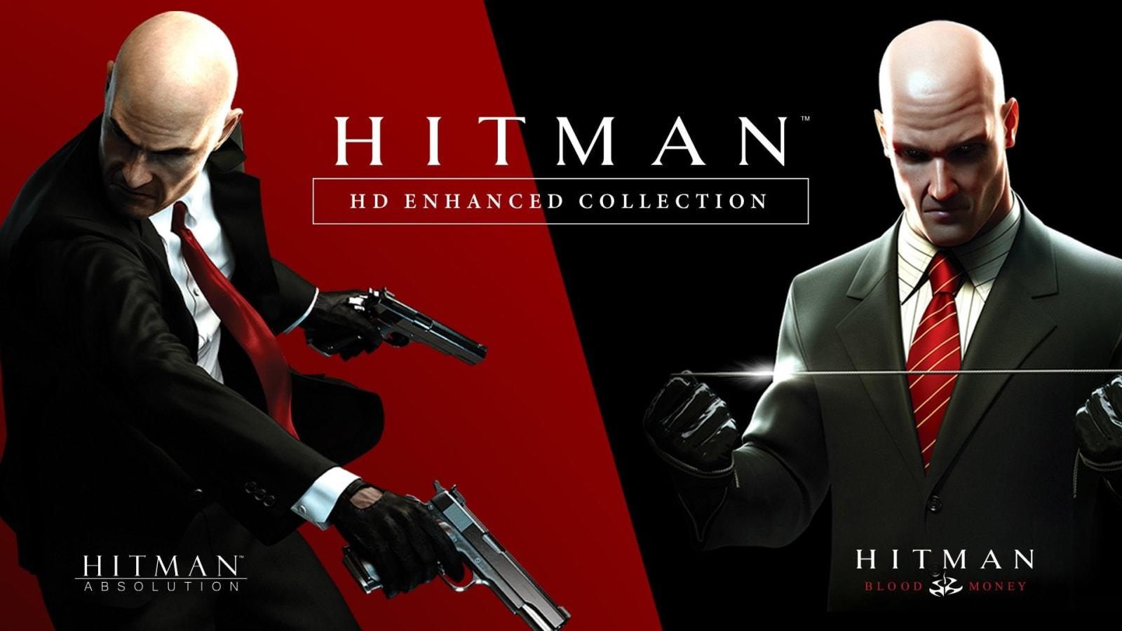 Hitman Absolution And Blood Money Remasters Arrive January
