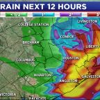 Flash flood threat increasing tonight through Thursday