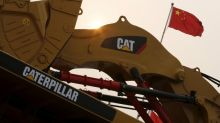 Caterpillar drives sales on China's new Silk Road