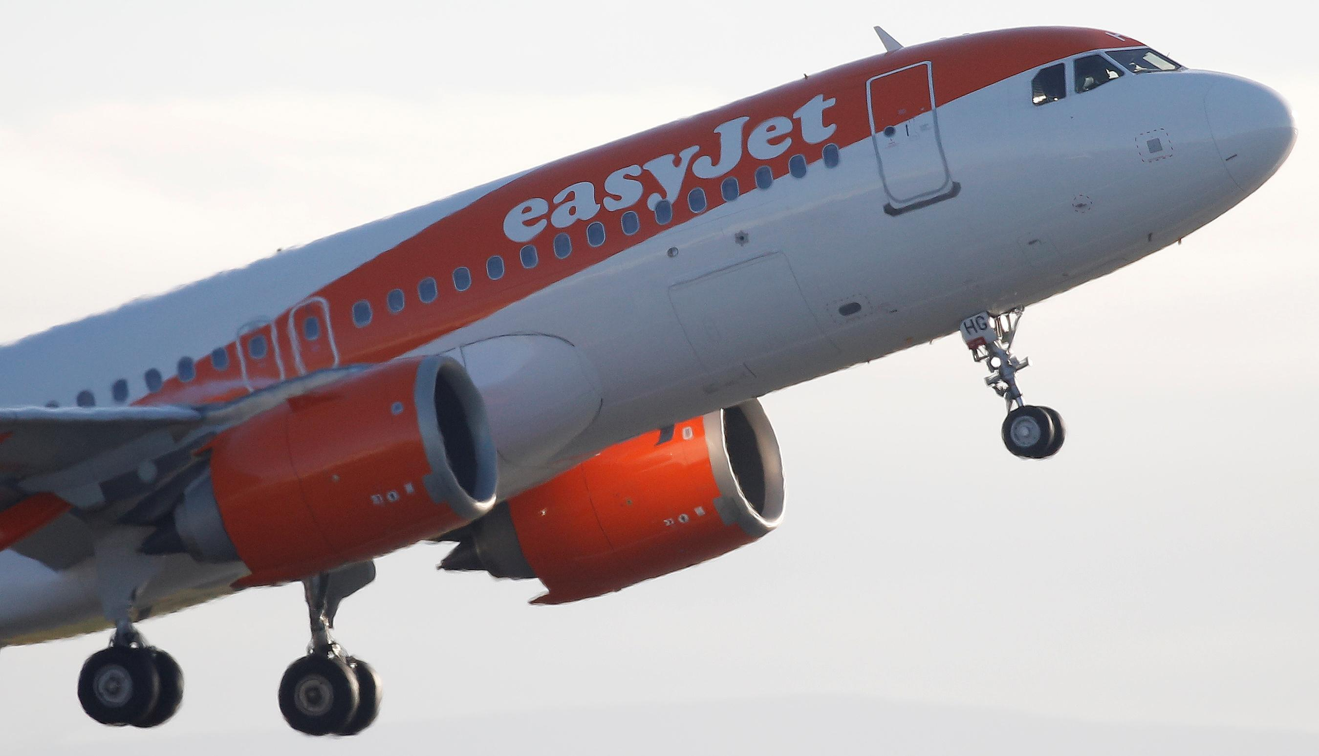 Strong demand boosts Easyjet's first-half performance