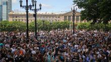 Anti-Kremlin protests rock Russia's once sleepy hinterland