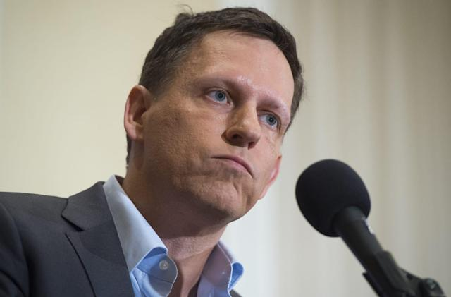 Peter Thiel might be getting out of Silicon Valley