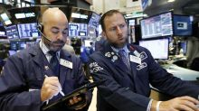 Markets Right Now: Stocks end a wobbly day mostly higher