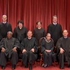 Supreme Court justices hand down decisions