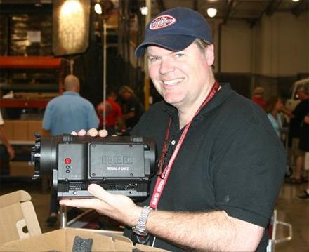 First 25 RED ONE cameras ship