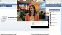 Gulstan, Edie Try Out Facebook Video Chat