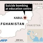 At least 25 killed as suicide attacker targets school in Kabul