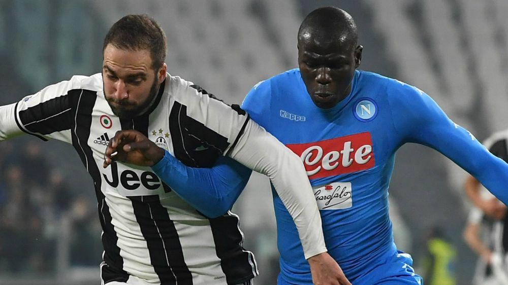 Non solo Higuain: Koulibaly torna in anticipo per Napoli-Juventus