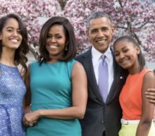 Michelle Obama Dishes On Awkwardly Meeting Malia's Prom Date In 'Becoming'