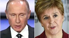 Sturgeon open to inquiry on Russian interference in independence referendum