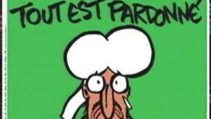Le Nouveau Charlie Hebdo Caricature Mahomet