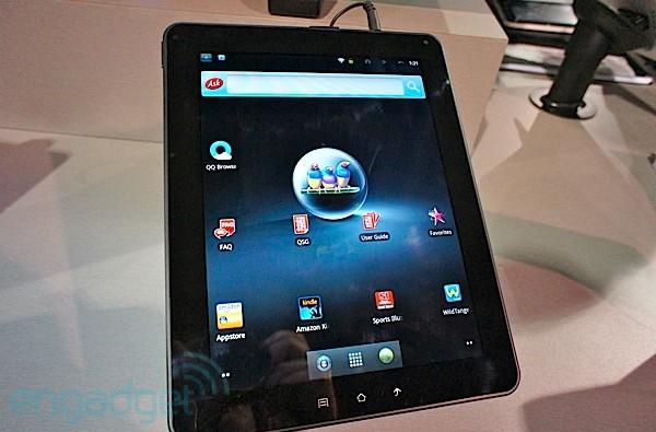ViewSonic ViewPad 10e hands-on (video)