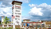 Tanger Factory Outlets Keeps Moving Forward
