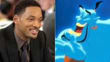 Will Smith's Aladdin genie 'won't imitate Robin Williams'