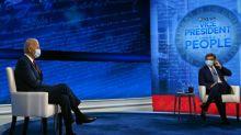 Biden und Trump liefern sich TV-Fernduell