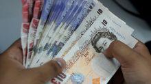 British pound runs Brexit gauntlet