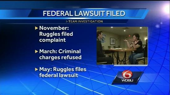 Former employee files federal suit against Plaquemines Parish Sheriff