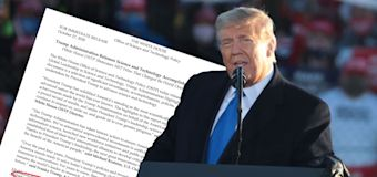Alarming Covid detail found in White House memo