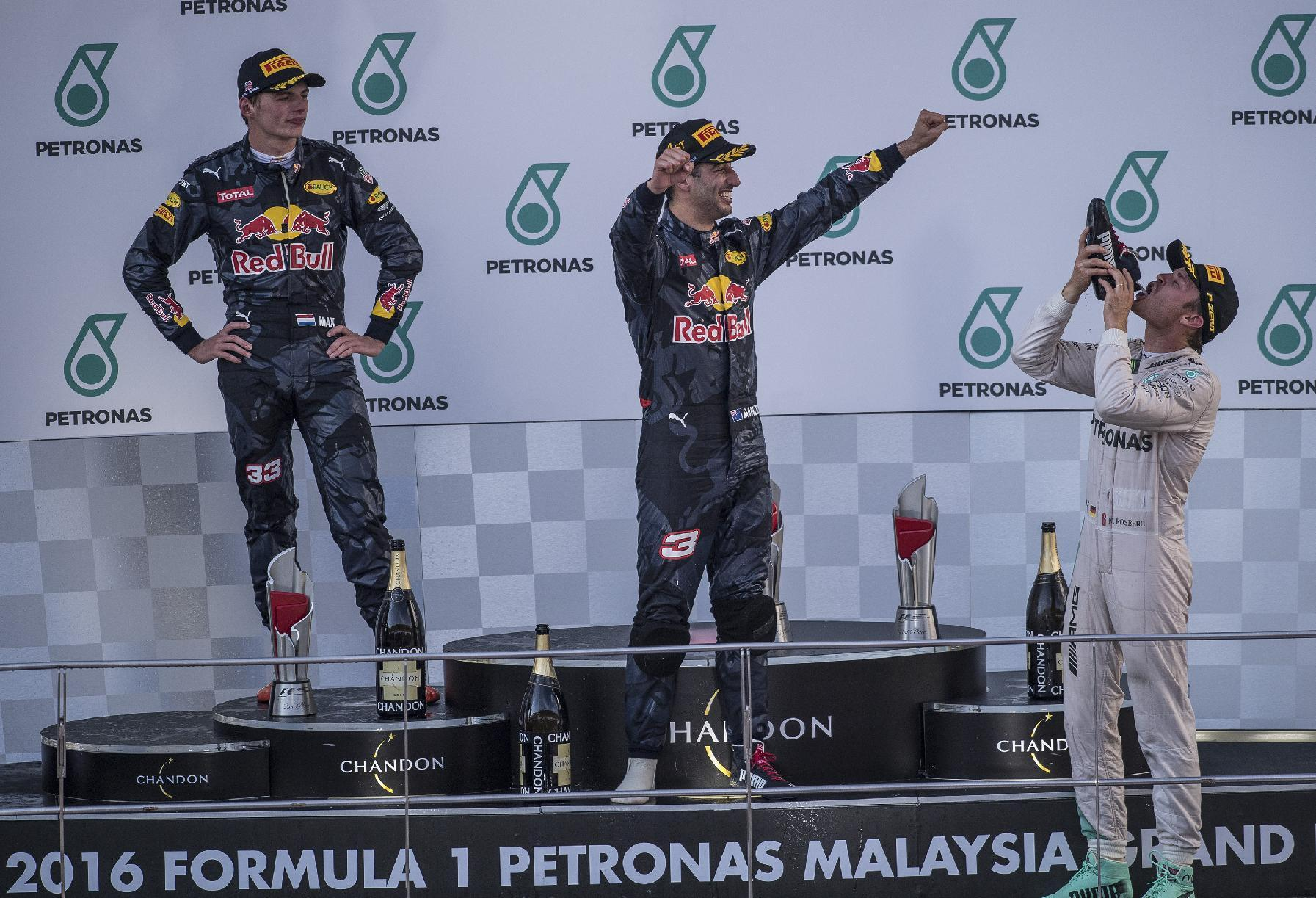 Formula Onr - Malaysia to pull out of F1 after 2018