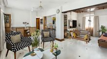 PICS: Ingenious Ideas from a 1,000-sq-ft Mumbai Apartment