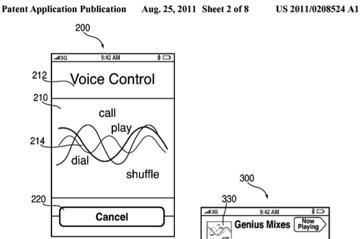 Apple patent application imagines iPhones that learn the sweet sound of your voice