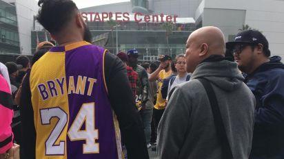 """Bryant, Magic Johnson: """"Mai più uno come lui"""""""