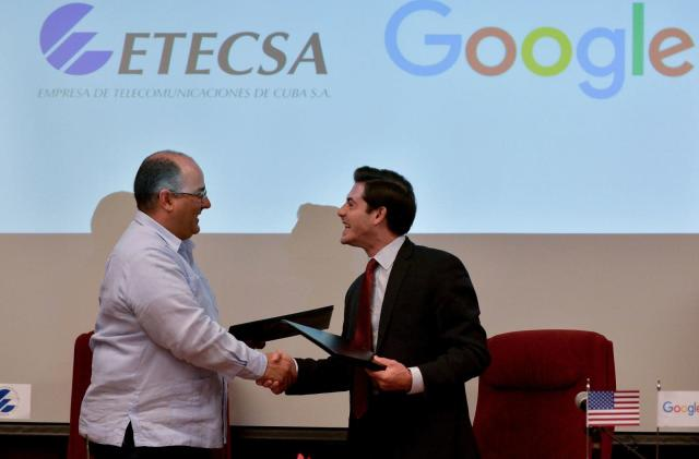 Google, Cuba deal could bring faster internet to the island