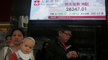 Asian shares mostly higher, extending Wall St advance