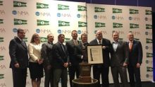 South Arturo Receives NMA's Sentinels of Safety Award