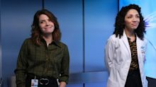 """'The Good Doctor' Star Jasika Nicole Finds the Whole """"Carly vs. Lea"""" Debate """"Frustrating"""""""